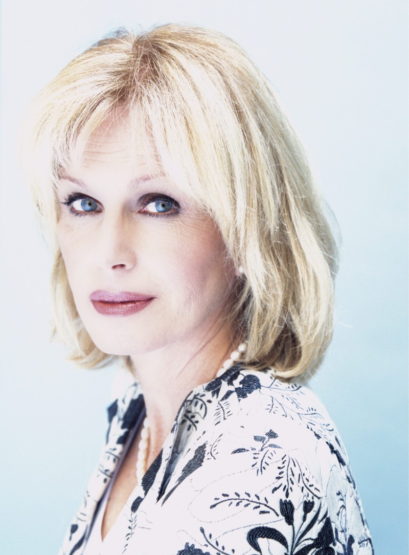 All about Joanna Lumley